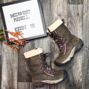 Keen Insulated Winter Boots -7.5